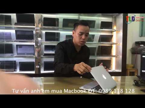 Tư vấn anh em mua Macbook làm lập trình và Coder