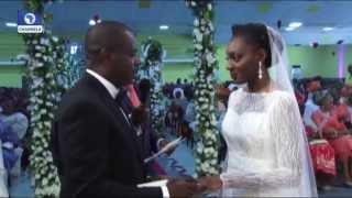 Metrofile: Pastor Poju Oyemade Quits Bachelorhood, Weds Oluwatoyin