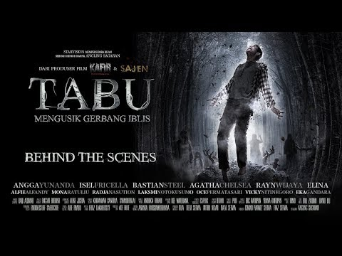 Tabu mengusik gerbang iblis   behind the scenes full