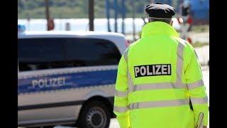 CMR Please!)) Polizei Germany...