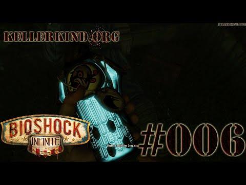Bioshock Infinite [HD|60FPS] #006 - The Crow ★ Let's Play Bioshock Infinite