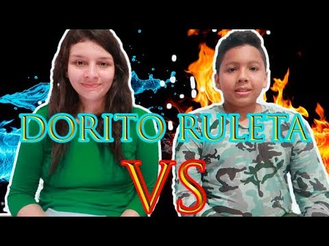 RETO CON MI HERMANA (DORITO RULETA) ft. Barbaris