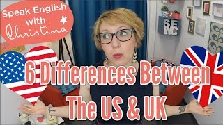 4th of July special: US & UK differences