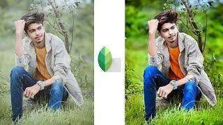 Gambar cover Snapseed photo editing,best color effect photo editing,snapseed tutorial,snapseed photo editing 2017