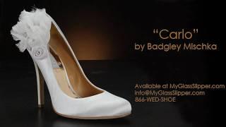 Carlo Wedding Shoe By Badgley Mischka