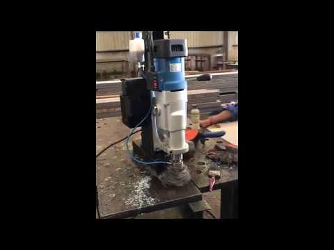 Automatic Magnetic Drilling Tapping Machine