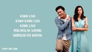 Berpisah Itu Mudah   Rizky Febian & Mikha Tambayong (Lirik)