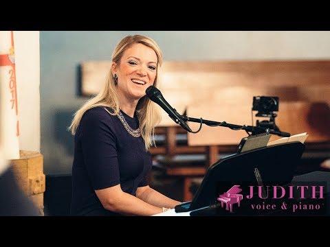 Judith - All Of Me (John Legend Cover) live