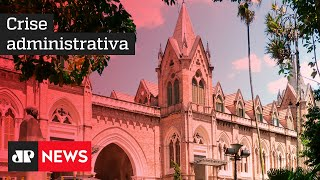 Eleição na Santa Casa de São Paulo acaba em confusão