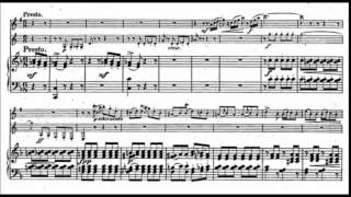 Mendelssohn -Two Concert Pieces for clarinet and basset horn
