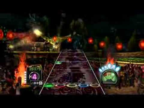 Guitar Hero 3 - In The End (Linkin Park)