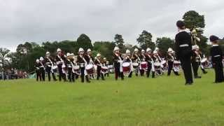 preview picture of video 'Sandhurst Corps Of Drums'