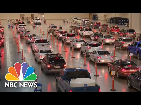 Massachusetts And New York To Reopen Temporary Hospitals For Covid Patients | NBC News NOW