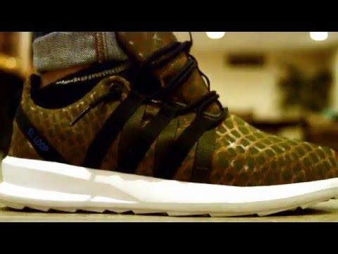Adidas SL loops CT on feet