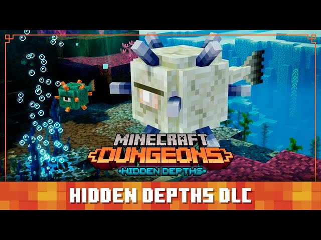 How to Download and Play Minecraft Hidden Depths DLC