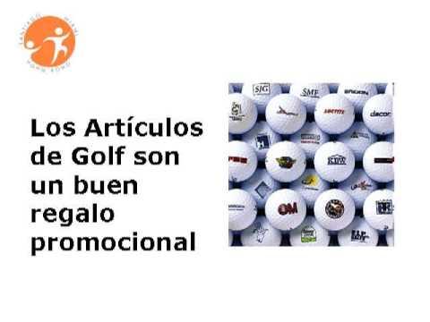 Articulos de Golf