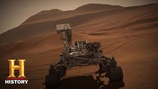 Ancient Aliens: Revealing Details in Rover