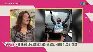 El adiós a Marcelo Zlotogwiazda - Cortá por Lozano 2019