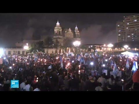 العرب اليوم - شاهد: غضب سكان غواتيمالا بعد ثوران البركان فويغو