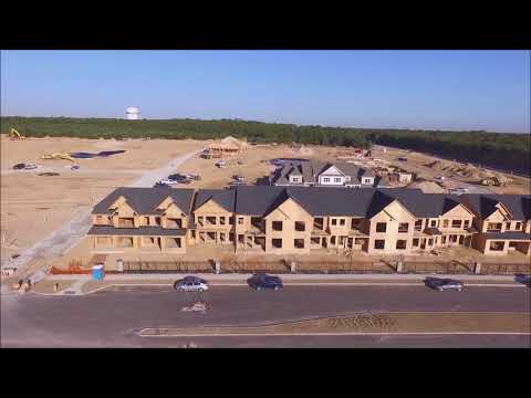 Country Pointe Meadows at Yaphank - Progress Video (October 2017)