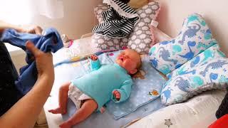 Mal wieder eine kleine Runde von mein reborn baby Zimmer