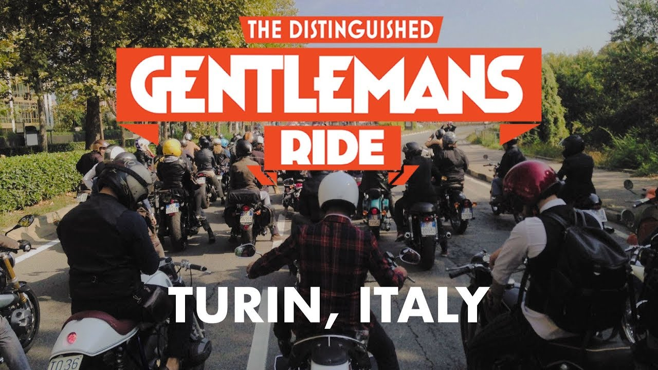 Distingushed Gentlemen's Ride 2017