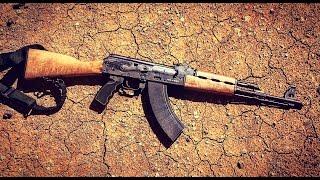 Zastava M70 NPAP AK47 Field Test