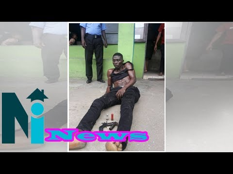 Police arrest suspected Aiye and Eiye confraternity members