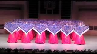 "Ансамбль ""Берёзка"" - танец ""Сударушка"" (29.05.2012)"