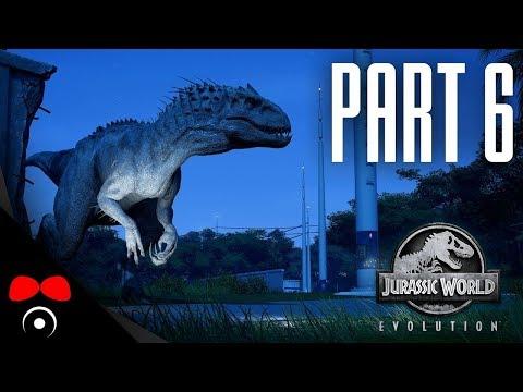 VELKÝ PŘESUN! | Jurassic World: Evolution #6