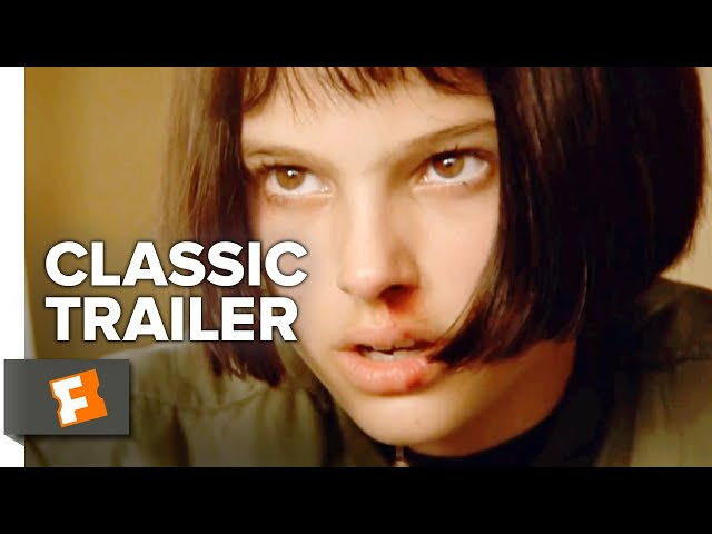 Leon: The Professional (1994) Trailer #1   Movieclips Classic Trailers