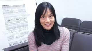 千住真理子ヴァイオリンの動画メッセージ