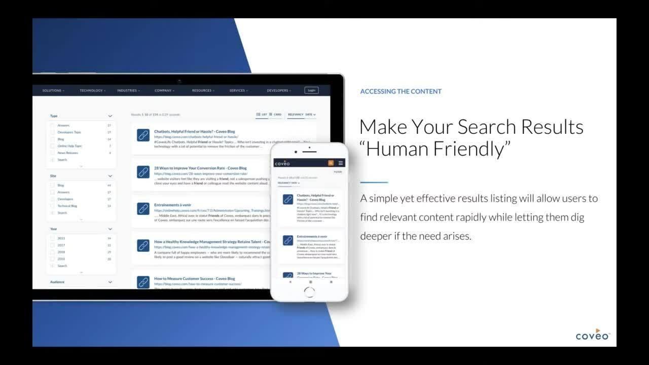 Personnalisez l'expérience de votre site Web