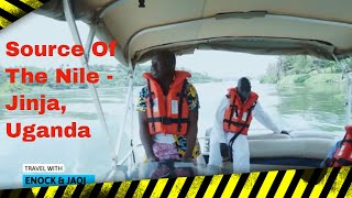 Source Of The Nile – A mystery 143 Years After Speke | Travel With Enock & Jaqi (Episode 5)