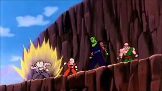Dragon Ball Z Custom Intro - WWE NXT Theme 'Roar of the Crowd'
