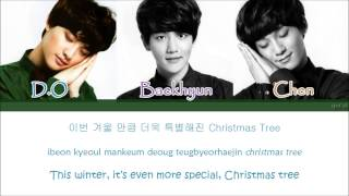 EXO - December, 2014 (The Winter's Tale) (Color Coded Han|Rom|Eng Lyrics/Sub)