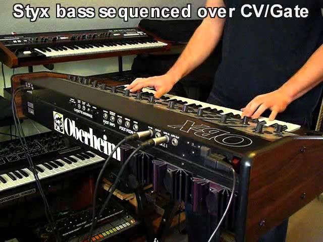 Vintage Synthesizers | Oberheim OB-X