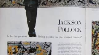 JACKSON POLLOCK raccontato in 3 minuti