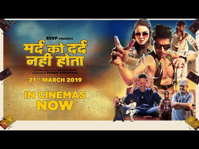 Mard Ko Dard Nahin Hota Movie Review: An Irreverent Comic-Book Style Action-Comedy
