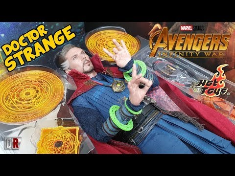 Hot Toys DOCTOR STRANGE Infinity War Review BR / DiegoHDM