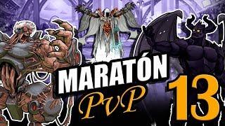 Batallas de Maratón PVP #13 - Mutants Genetic Gladiators