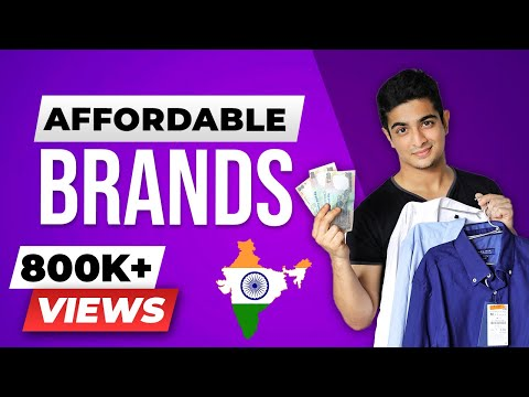 BEST Fashion Brands in India |  My HONEST Clothing Brand Recommendations | BeerBiceps
