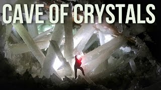 100 Wonders: Cave of the Crystals | Atlas Obscura