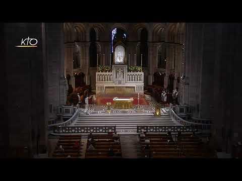 Prière du Milieu du jour du 30 avril 2021 des Bénédictines du Sacré-Coeur de Montmartre