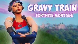 Fortnite Montage - Gravy Train
