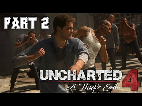 UNCHARTED 4: A Thief's End CZ | PART 2 - Španielská nakládačka