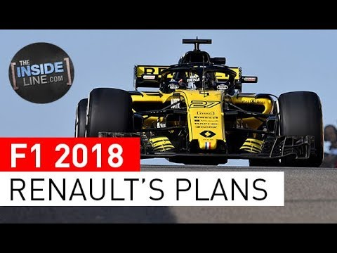 RENAULT F1 TEAM: FUTURE PLANS