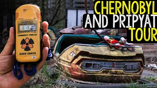 CHERNOBYL AND PRIPYAT TODAY - A Guided Tour Around the Past