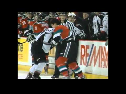 Travis McEvoy vs. Dalton Yorke