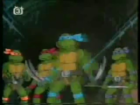 Želvy Ninja - Znělka